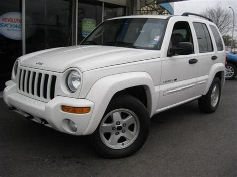 jeep liberty white white jeep liberty limited used cars in colorado mitula cars