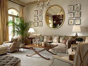 Home Interior Designs: Elegant Living Room Ideas