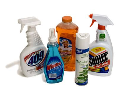 Household Products Start to Come Clean on Ingredients - WSJ