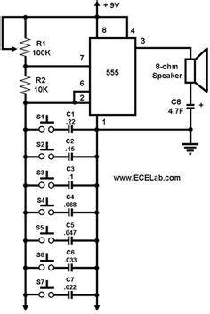 Stylus Organ Schematic Electronic Circuit Pinterest