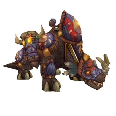 warcraft mounts great sunwalker kodo
