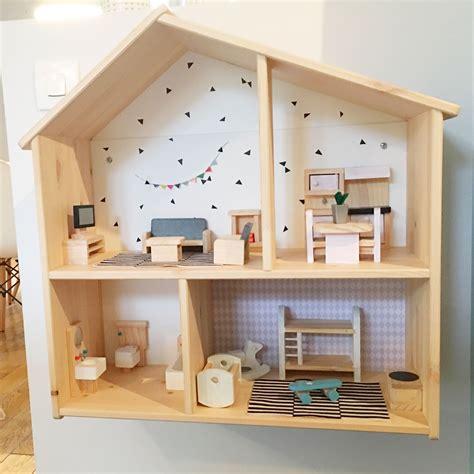 Maison De Poupée Flisat Ikea  Puppenhaus Pinterest