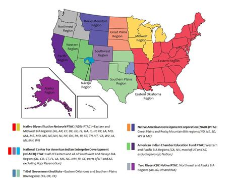 Find A Native American Ptac Aptac Association Of