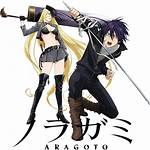 Noragami Anime Aragoto Icon Season ノラガミ Deviantart