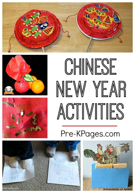 10 ideas for new year pre k pages 678 | Chinese New Year Collage Pinterest