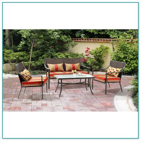 patio conversation sets walmart walmart outdoor conversation sets
