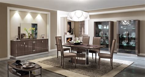 unique rectangular  wood modern dining set  york