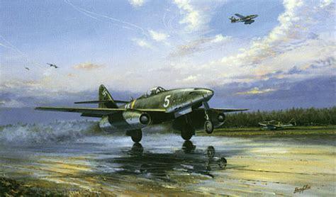 aviation art price barry messerschmitt