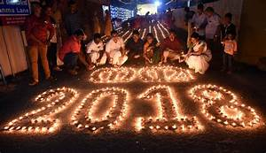 Celebrations across country: India welcomes New Year 2018 ...