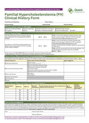 quest diagnostics lab requisition form pdf quest diagnostics forms letters of medical necessity