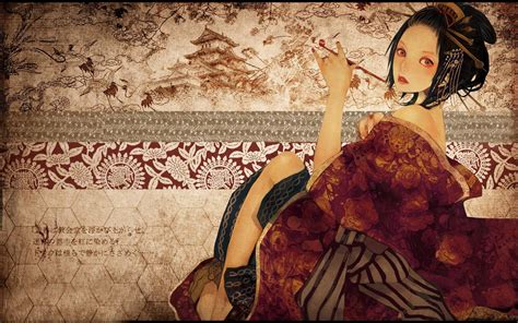 Anime Geisha Wallpaper - geisha anime wallpapers 32 wallpapers hd wallpapers