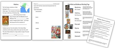 learning about hinduism hindu gods and goddesses homeschool den