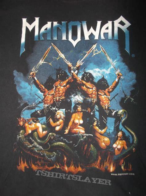 manowar shirt gods of war tshirtslayer tshirt and