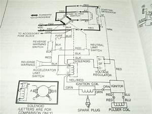 Ez Go Pd Wiring Diagram