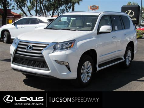 New 2019 Lexus Gx 460 Premium Sport Utility In Tucson