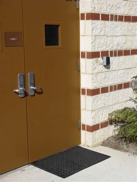 drainage rubber mats  outdoor rubber mats  american