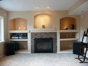 Basement Finishing Ideas: How Much Does A Fireplace Cost?
