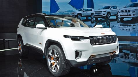 Jeep Yuntu Hybrid Concept May Foreshadow Future Chinese 7