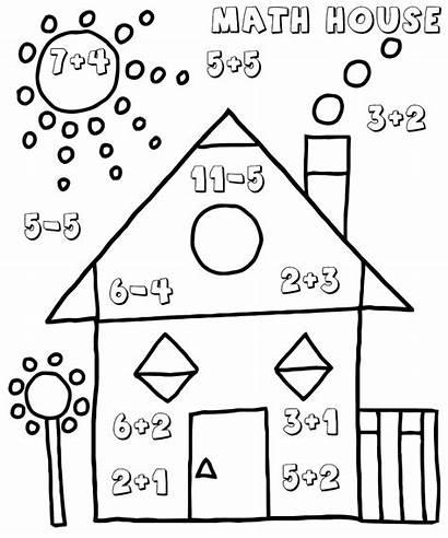 Math Kindergarten Worksheets Easy Subtraction Coloring Worksheet
