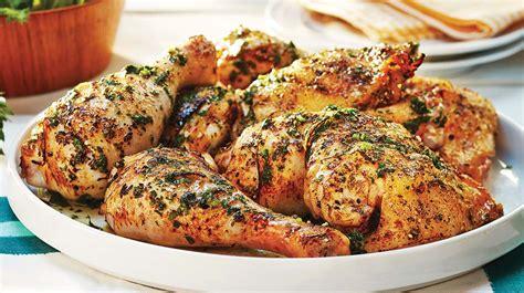 cookies cuisine az poulet grillé et sauce express au citron et aux herbes
