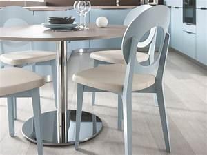 Chaise Bar Cuisine : chaises de bar tables salle manger et de cuisine schmidt ~ Teatrodelosmanantiales.com Idées de Décoration