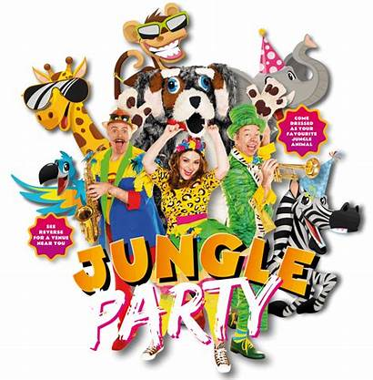 Jungle Party Funbox Fun Box Archives