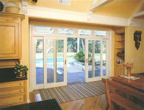 classic annie house updates sliding glass doors
