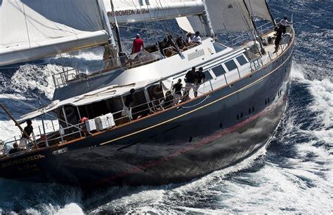 Yacht Andromeda by Andromeda La Dea Yacht Charter Details Perini Navi
