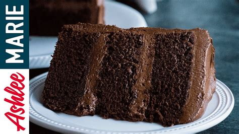 how to make moist cake how to make the perfect chocolate cake rich dense moist cake recipe with ganache buttercream