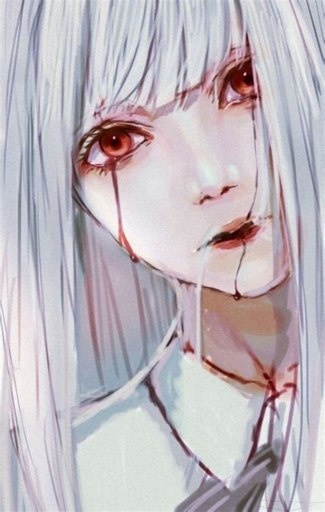 white hair  tumblr