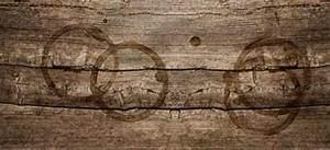 enlever taches et rayures sur le bois remedes de grand mere With enlever tache d eau sur meuble cire