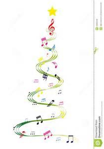 Music Note Christmas Tree