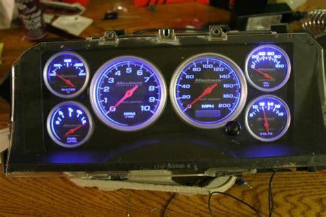 Update Mustang Custom Gauge Cluster  Ls1tech Camaro
