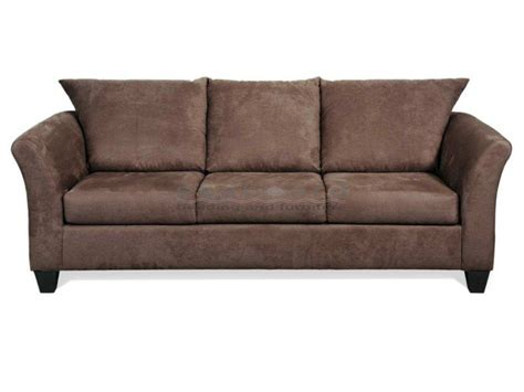 contemporary sofa and loveseat chocolate microfiber sofa chocolate microfiber modern