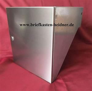 Renz Edelstahl Briefkasten : mdh32 renz mauerdurchwurf briefkasten jumbo 300er fixtiefe 245mm t r grau wei oder ~ Sanjose-hotels-ca.com Haus und Dekorationen