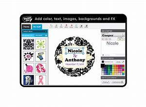 6 best images of make your own printable labels make With create custom labels online