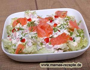 Mamas Rezepte : salat mit eisbergsalat rezepte suchen ~ Pilothousefishingboats.com Haus und Dekorationen