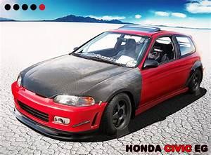 Honda Civic Eg By Basic
