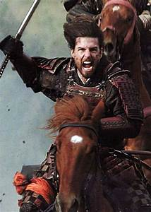 "Tom Cruise as Nathan Algren in ""The Last Samurai"" 