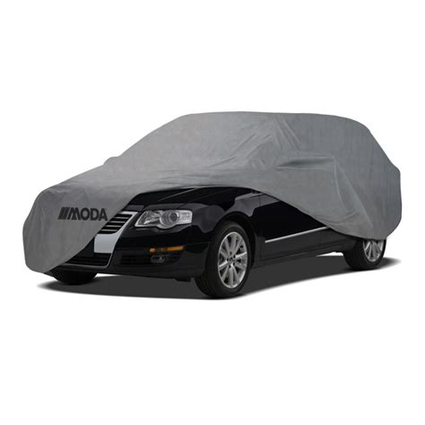 Covered Car by Universal Car Cover Coverbond 4