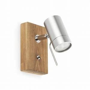 Luminaire En Bois : luminaire applique bois ~ Teatrodelosmanantiales.com Idées de Décoration