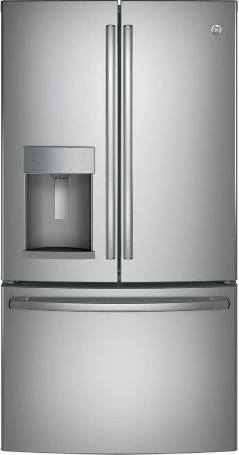 ge  cu ft stainless steel french door refrigerator gfsgsnss texas appliance