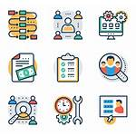 Project Management Icons Icon Svg