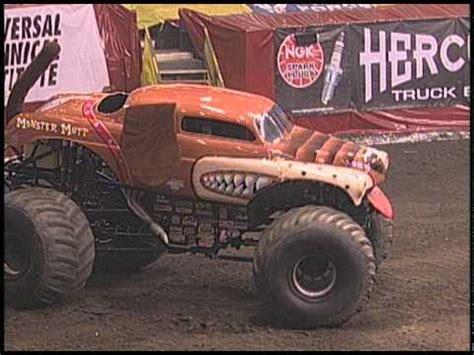 monster truck names from monster jam monster jam monster mutt monster truck freestyle