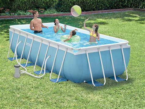 piscine tubulaire 4m pas cher