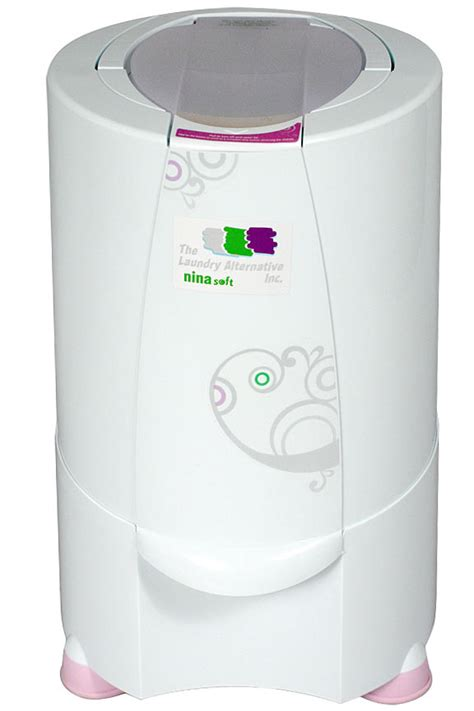 nina portable spin dryer  large capacity vent
