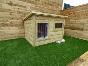 Extra large dog house insulated funky cribs for Insulated dog houses for winter