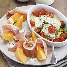 Melone Mit Schinken & Honigjoghurt Rezept (low Carb
