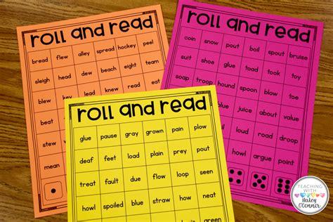 teaching vowel teams  diphthongs  images vowel