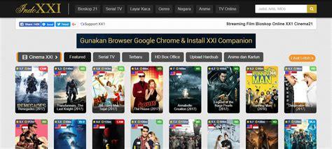 Daftar Lengkap Situs Download Film Indonesia Gratis
